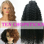 Ten chopsticks hair