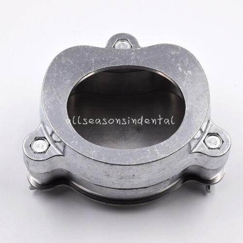 Dental Lab Press Equipment Aluminium Denture Flask Compressor Parts Reusable