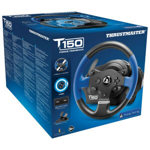 Thrustmaster T150 Racing Wheel for PS4/PS3/PCNEW IN BOX