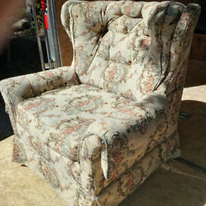 Chesterfield and Chairs
