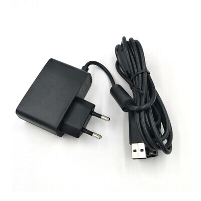 EU Power Supply Cable Cord Adapter USB for Microsoft Xbox360 Kinect Senso...