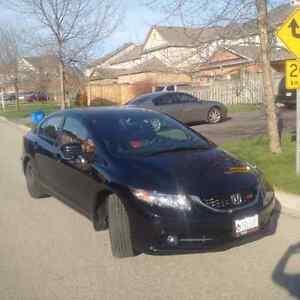 2014 Honda Civic Si Sedan - Lease Takeover - 3 full years left