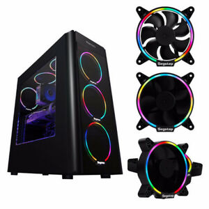 Custom gaming tower AMD A4 i3 i5 i7 8GB RAM 500GB from $199