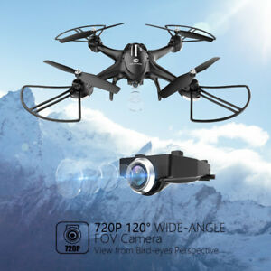 HS200D QuadCopter FPV 720p Camera Drone - NEW IN BOX