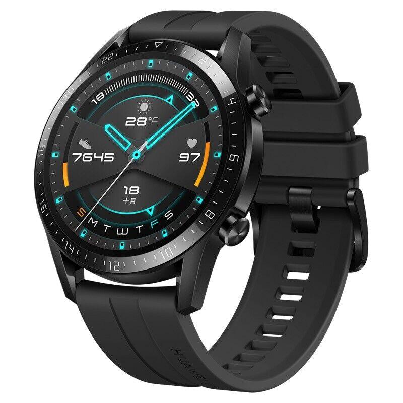 Huawei Watch GT 2 Smart Watch 46mm Bluetooth 5.1 Heart Rate