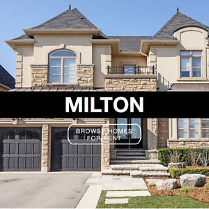 Town/Semi/Detached House For Rent in Milton: Free Search Service