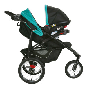 Fast Action Fold Jogger  Click Connect