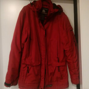 Misty Mountain Women's Jacket Size XL just $15. Clean and in goo