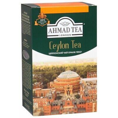 AHMAD TEA Ceylon Orange Pekoe  Black Tea 20 Tea Bags, used for sale  Brooklyn