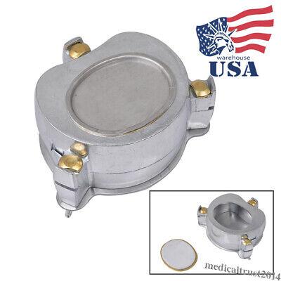 Dental Aluminium Denture Flask Press Compressor Parts Dental Lab Equipment New