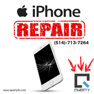⚡️Fast SERVICE iPhone Repair⚡️Réparation iPhone 6/6s/6s+/6+/7/7+