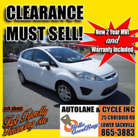 2012 Ford Fiesta Hatchback Only $6495  *MUST SELL* $6495 Bedford Halifax Preview