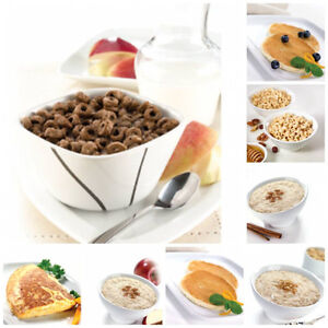 A healthy weight management starts with nutritionally breakfasts
