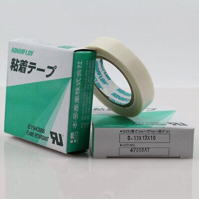 Hondafloh Hat-f13 Adhesive Tape Ptfe High Heat Resistant 0.13mm X13mm X10m