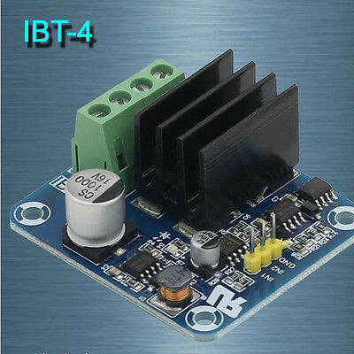 Arduino Dc 50a Double Ibt-4 Stepper Motor Driver Hot Sale Cheap