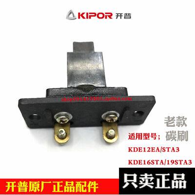 1pc Kde19sta3 Carbon Brush Ring Km376 Kipor 15kw Generator Accessories Q7009 Zx