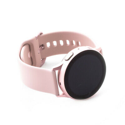 Samsung Galaxy Active 2 Smartwatch ONLY 40mm Pink Gold Sport Band SM-R830NZDCXAR