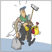 CLEANING SERVICES PRIVATE OR COMMERCIAL