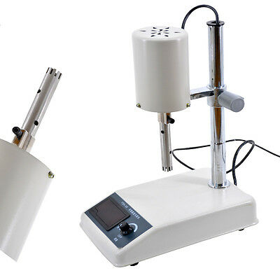 220v Adjustable High Speed Emulsifying Homogenizer Laboratory Dispenser 200w Usa