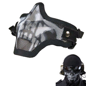 Mesh masque paintball/airsoft