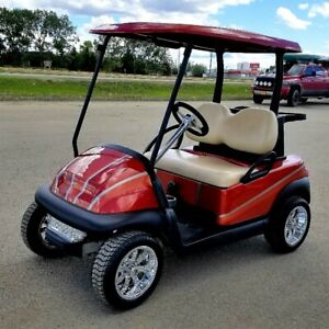 Pro Carts in Red Deer - Your One Stop Golf Cart Shop!