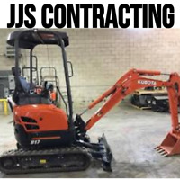 JJS CONTRACTING AND EXCAVATING SERVICES