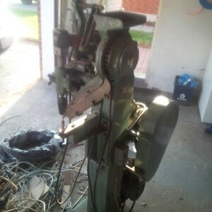 industrial rivet machine + more for sale