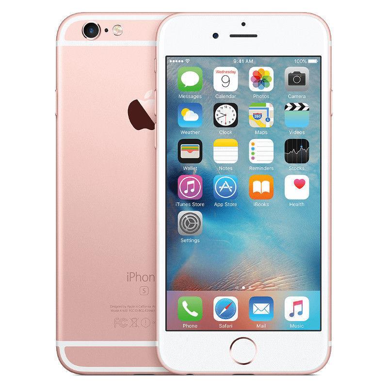 Apple iPhone 6s PLUS 16GB 64GB 128GB  (Verizon, Unlocked, ATT, TMobile, Sprint)