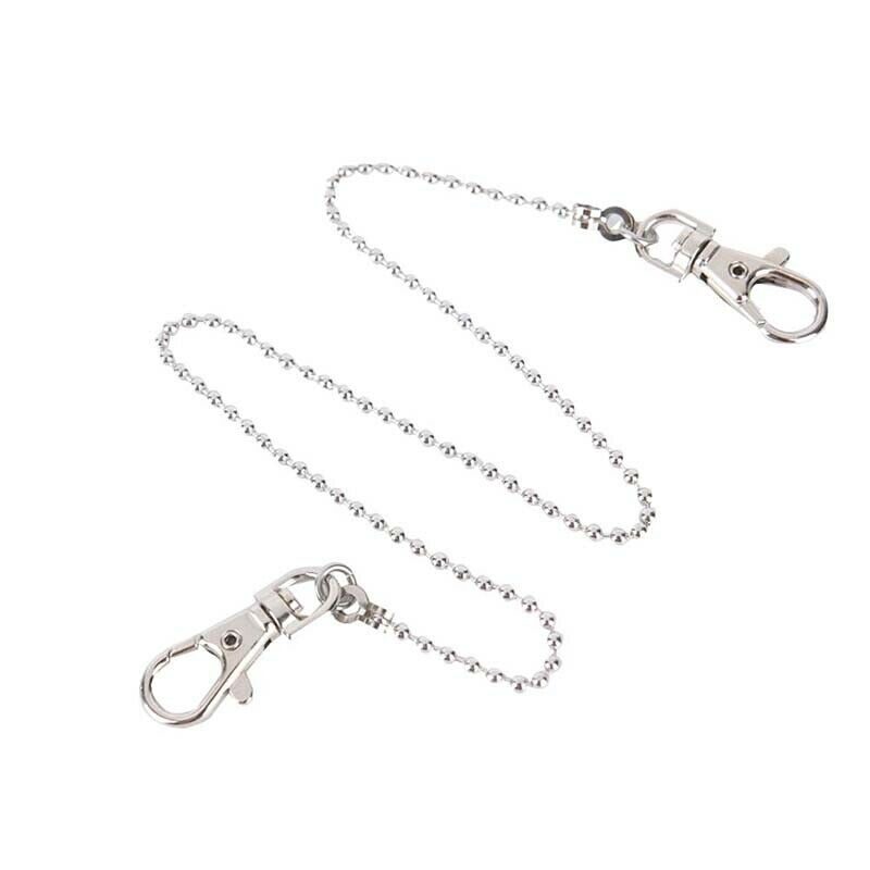 """47CM/ 18.5"""" Punk Belt  Wallet Chain Metal Trousers Chain For"""