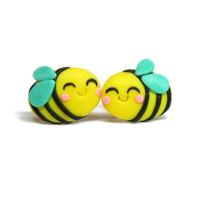 Handmade Valentinstag Biene Käfer Kawaii Mädchen Geschenkidee für Kinder (Valentinstag Für Kinder)