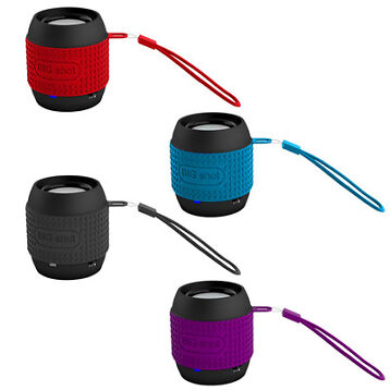 Wireless Bigshot NFC Bluetooth Speaker Compact Small Size Big Sound Universal
