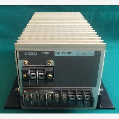 Kepco Tdk Rax24-7.2k Power Supply
