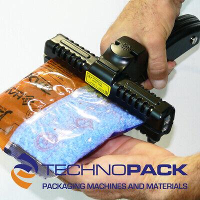 Hand Held Bag Crimper Constant Heat Sealer 6 Jorestech