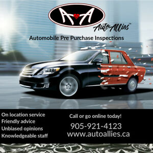 Automobile Pre Purchase Inspections