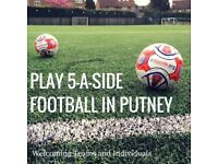 SPACES - Putney 5-a-side Football!