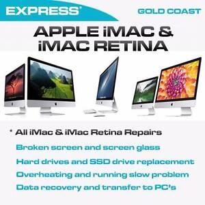 Express Apple iMac Repairs & Service Gold Coast Benowa Gold Coast City Preview
