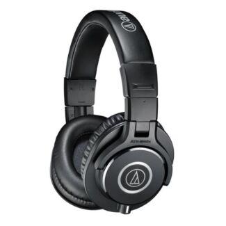 NEW Audio Technica ATH-M40x Monitor Over-Ear Headphones (Black)
