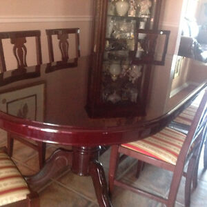 Mahogany Dining Room set West Island Greater Montréal image 1
