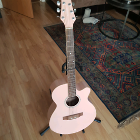 Pink Guitar (private sale)