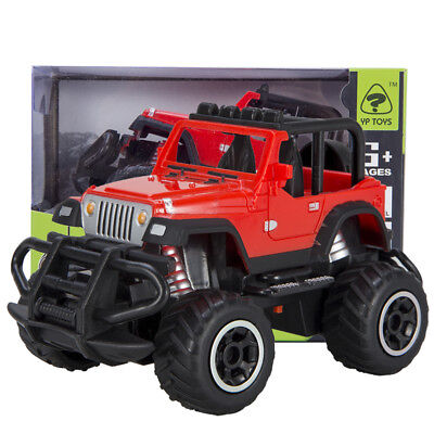 Toys for Kids Car Jeep Off-road Remote Control RC Cool Car Truck Toy Xmas Gift
