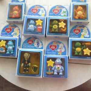 Vintage CARE BEARS LOT OF 8
