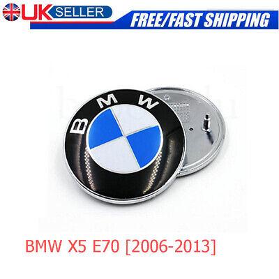 BMW EMBLEM BADGE FASTEN CLIPS FOR REAR /& BOOT