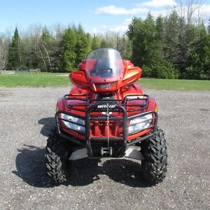 2009 Arctic Cat 1000TRV Touring AWESOME ATV! MUST GO!!