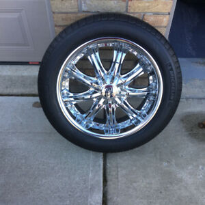GM Custom Wheels and Tires