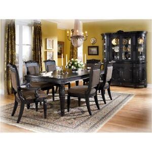 Ashley dining table set