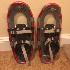 LL Bean Winter Walker 16 Snowshoes