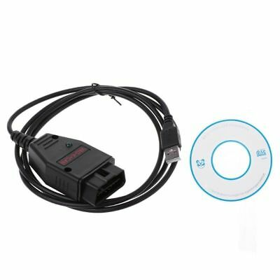 VAG-K+CAN Commander 1.4 OBD2 Diagnostic Scanner Tool COM Cable For VW Audi Skoda
