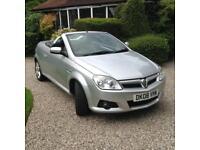 Vauxhall/Opel Tigra 1.4i 16v ( a/c ) 2008MY EXCLUSIV 67000 MILES, 2 OWNER CAR!!
