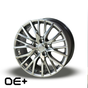18x8 5x114.3 +35 60.1CB LX02 for Lexus/Toyota, Winter Approved!