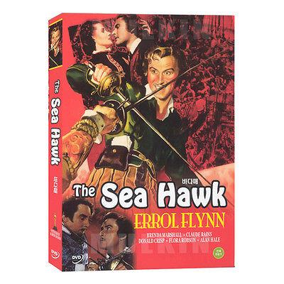 The Sea Hawk (1940) DVD - Errol Flynn, Brenda Marshall (*NEW *All Region)